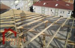 Ahşap Çatı Modelleri