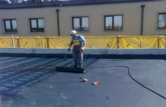 Çatı Teras İzolasyonu