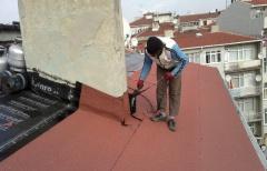 Membran Çatı Uygulama